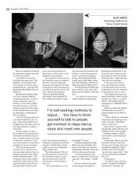NU ASIAN Winter 2010 page 12