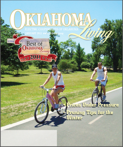 Oklahoma Living January 2011